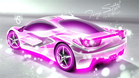 pink car pink car wallpapers for pc desktop full hd pictures
