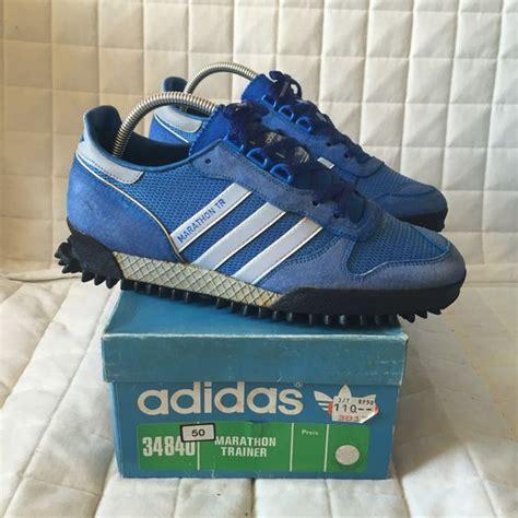 adidas marathon trainer tr 1984 made in yugoslavia