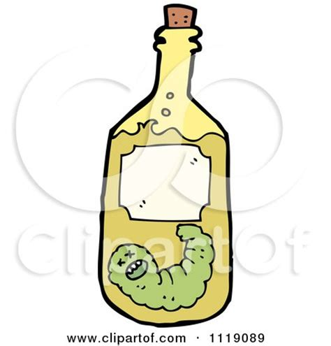 cartoon tequila royalty free rf clipart of tequila bottles