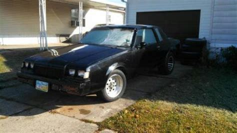 1985 Buick Regal Interior by Sell Used 1985 Buick Regal 350 Vortec V8 And Grand National Interior In Springfield Ohio