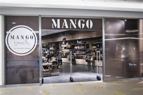 Mango Fashion Date Stainless Steel mango watches