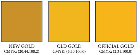 gold color photoshop gold color code cmyk stuff to buy