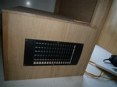Ventilateur De Plafond à Télécommande by Reprise Des Travaux Sur Le Camion Non Cing Car