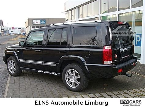 automobile air conditioning repair 2008 jeep commander electronic valve timing 2008 jeep commander 3 0 crd ltd auto dvd 20 inch car photo and specs
