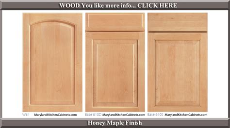 kitchen cabinets finishes and styles 611 maple cabinet door styles and finishes maryland