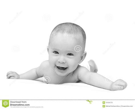 Happy Baby Crawling happy baby crawling stock photos image 10104773