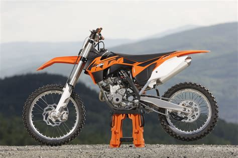 Ktm Sx 250 2013 2013 Ktm Sx Lineup Revealed Motorcycle News