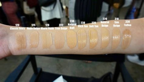 Maybeline Fit Me Warm Beige maybelline fit me is now in the philippines complete