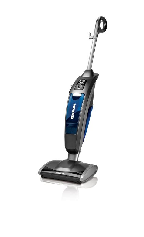 certified refurbished oreck versavac bagless upright vacuum steam mop rvcsteam