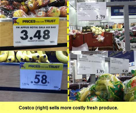 costco price price check experiment is costco really worth it squawkfox