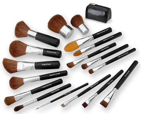 Make Up Tools mineral makeup tools