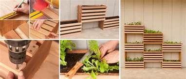 baumarkt garten diy vertical garden for small spaces