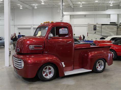 Ford Coe 1950 ford coe truck custom rod rodder usa 2133x1600