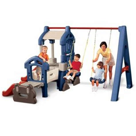 step 2 swing replacement parts endless adventures 174 variety climber and swing set