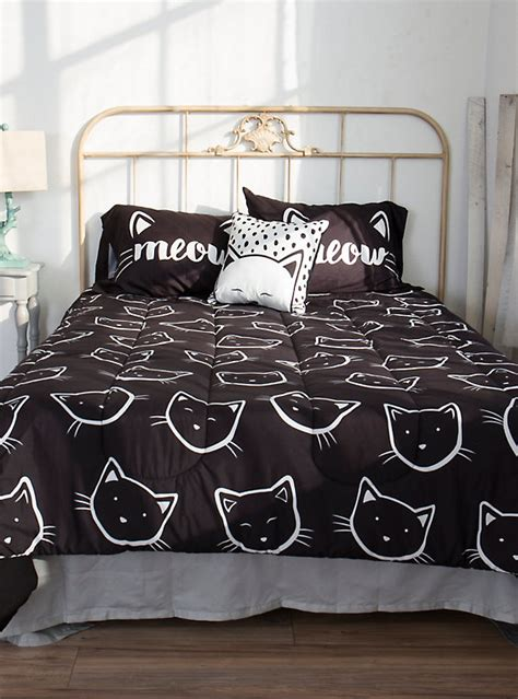 kitten bedding set cat bedding set hot topic