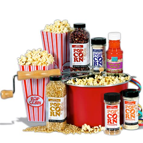 popcorn gifts for popcorn at the gift basket classic