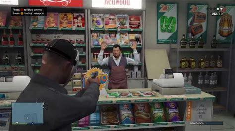 Quick Way To Make Money In Gta 5 Online - gta 5 online robbing stores way to make quick money