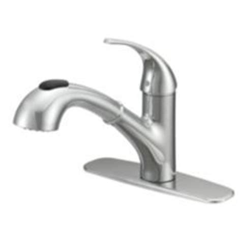 canadian tire kitchen faucets danze dekade single handle pull out kitchen faucet 8 in