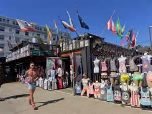 Venice beach boardwalk venice beach