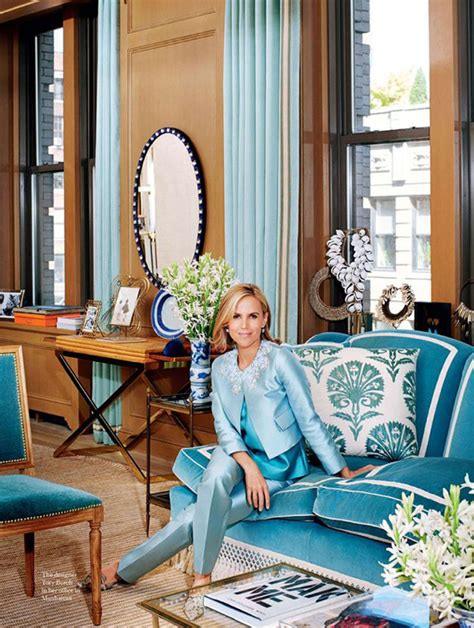 tory burch home decor the case for a colorful sofa the pursuit of style