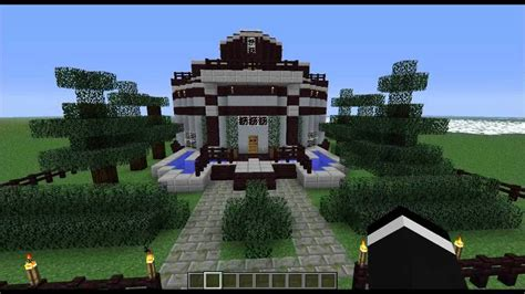 how to make a house a home minecraft home design ep 33 round house youtube