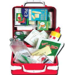 cassette pronto soccorso 626 kit pronto soccorso valigetta 626 28x24x13cm allegato