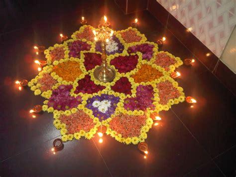 design flower rangoli diwali minakshi fatepuria diwali decoration
