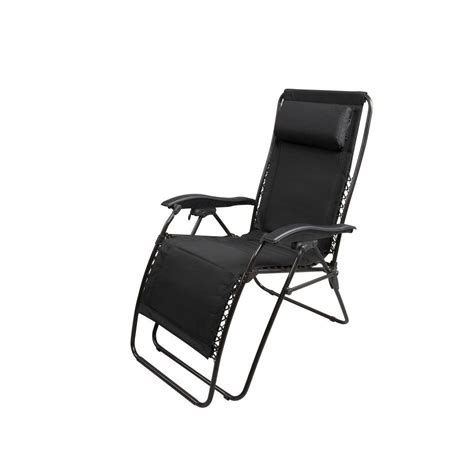 zero gravity chaise lounge zero gravity black padded patio chaise lounger fc630