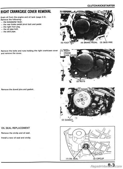 1992 xr600r wiring diagram 26 wiring diagram images