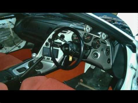 Mk4 Supra Interior by Supra Mkiv Makeover Black Interior Dxmani