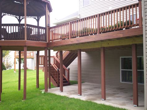 porch and patio 2012 deck safety check up st louis decks screened