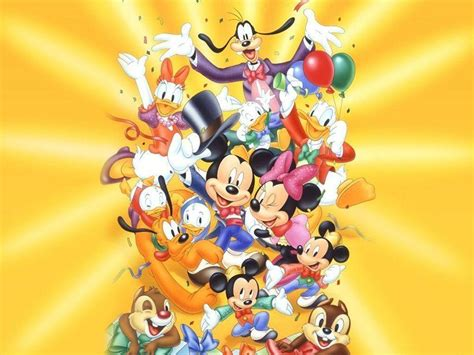 wallpaper of disney characters disney characters wallpapers wallpaper cave
