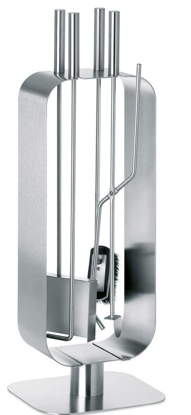 Accessoires Cheminee Design by Serviteur Cheminee Blomus Chez Factory Design