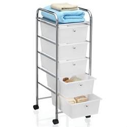 caisson sur roulettes 5 tiroirs mobil meubles
