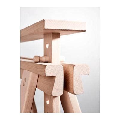 tavoli con cavalletti tavolo su misura con i cavalletti