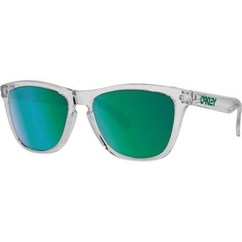 Oakley Frogskin Pink Kacamata Sunglass Fashion Pria oakley frogskins clear collection sunglasses backcountry