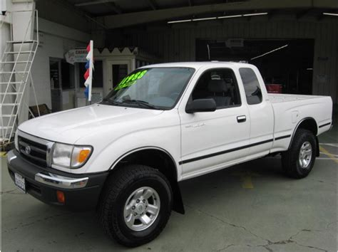 Used Toyota Trucks For Sale By Owner In Florida 2000 Toyota Tacoma For Sale By Owner Autos Post