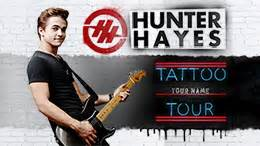 tattoo your name tour hunter hayes tattoo your name tour quot pit crew quot sweepstakes