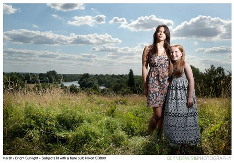 Best Lighting For Outdoor Photography 5 Tips For Outdoor Portrait Photography Glyn Dewis