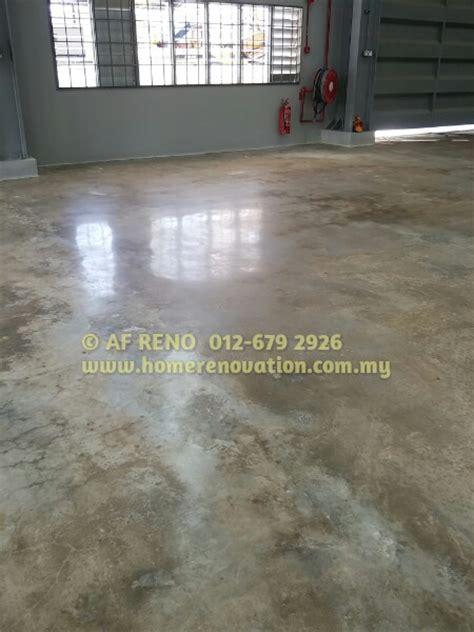 Concrete Floor Polishing Malaysia   Cement Grinding