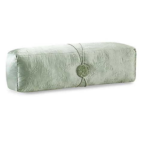 bolster bed pillows buy natori harmoni 8 inch x 30 inch bolster toss pillow from bed bath beyond