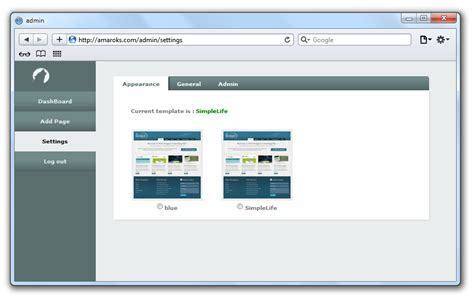 amarok php cms download sourceforge net