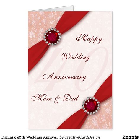 Wedding Anniversary Card by Wedding Anniversary Greeting Card Design Sang Maestro