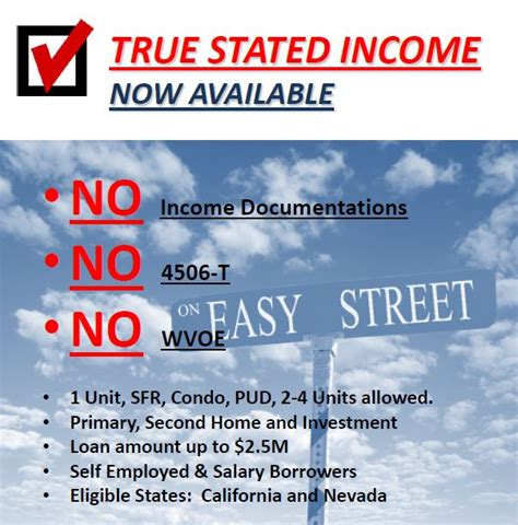 stated income mortgage utmost pro inc