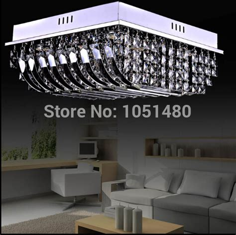 New Arrival Ceiling L new arrival square l l450 w450 h200mm lustres