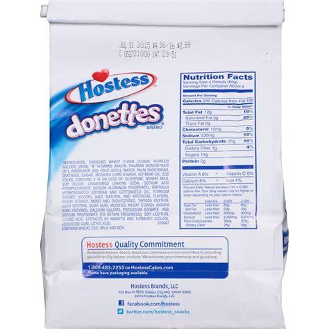 Super Donut Nutrition Facts - Nutrition Ftempo Nutrition Menu Panda Express
