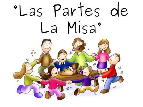 Misa De Nios Slideshare Misa Con Ni 241 Os La Misa | partes de la misa para chicos