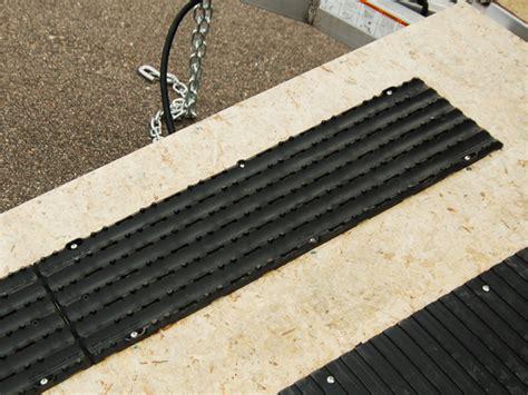 snowmobile track mats ski glide configurations