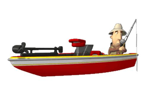 animated fishing boats - Sinking Fishing Boat Gif