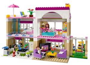 Legi Table Lego Friends Olivia S House